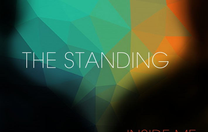 THE STANDING EP COVER