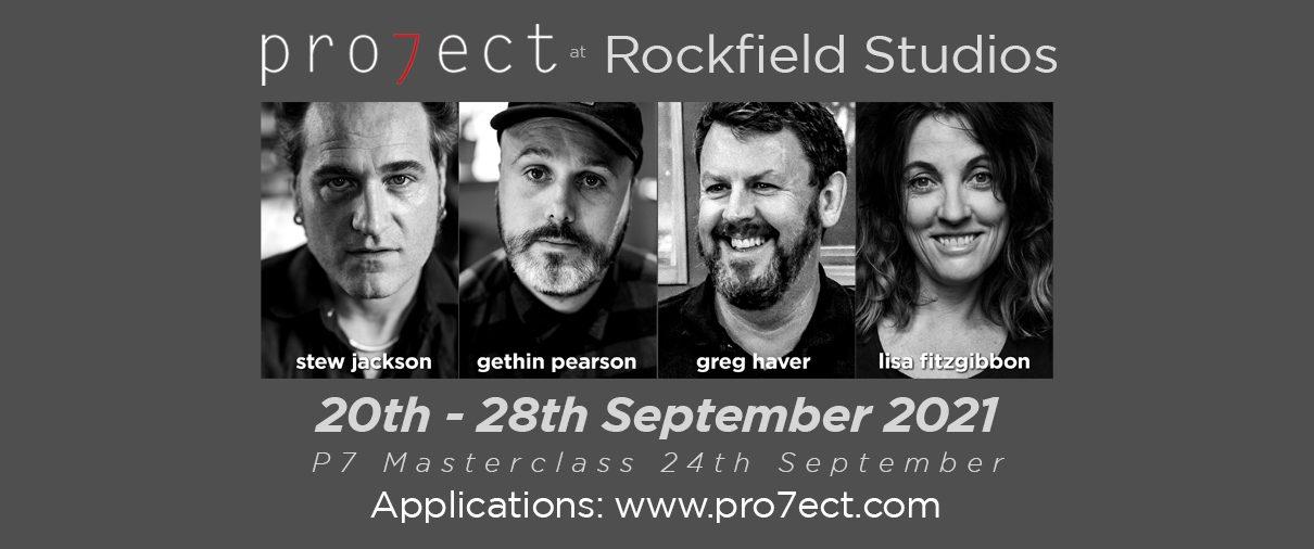 P7 2021 @Rockfield